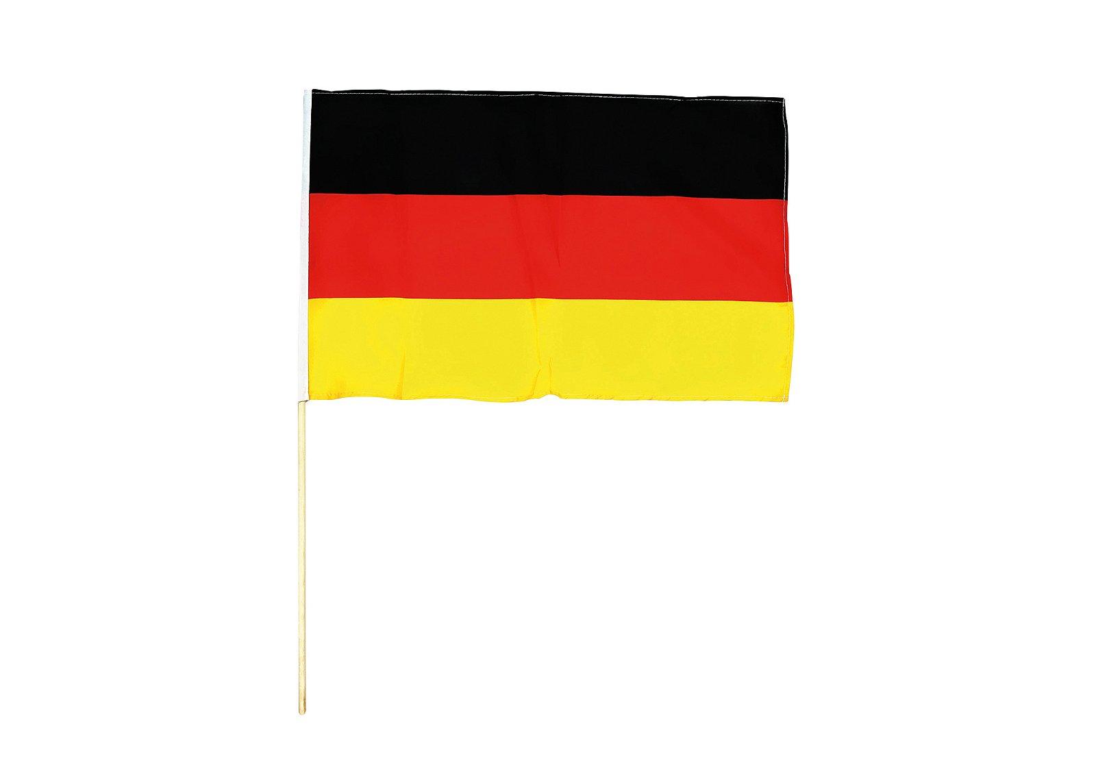 FLAG-DEUTSCHLAND-90X150CM W.WO ODEN SLAT