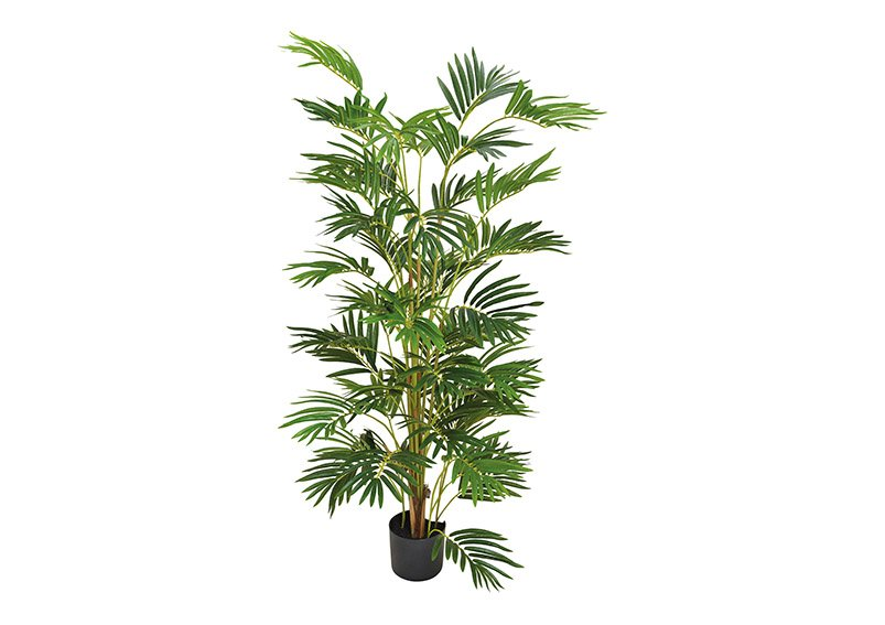 Artificial plant fern palm green (h) 160cm