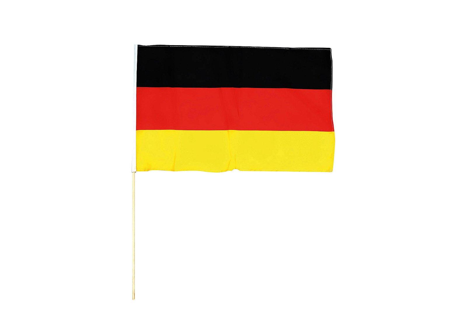 FLAG-DEUTSCHLAND-60X90CM W.WOO DEN SLAT