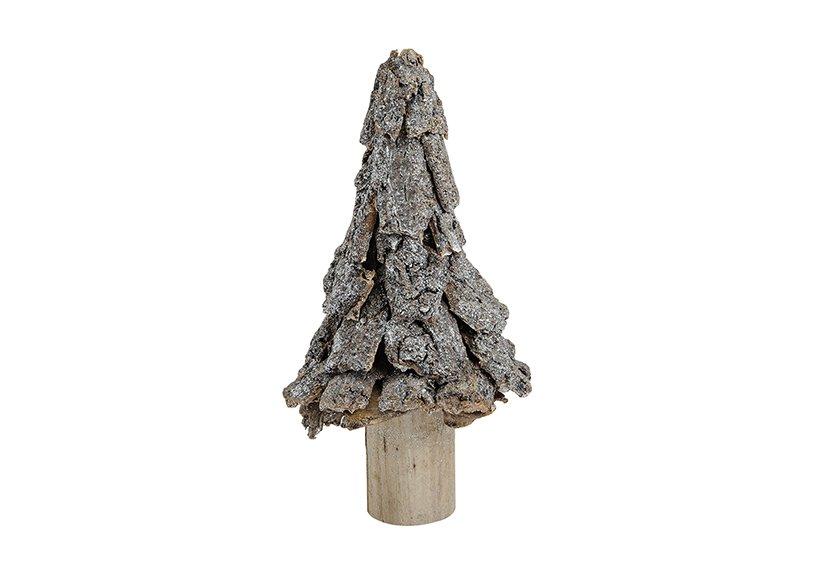 Tree wood 31x13cm