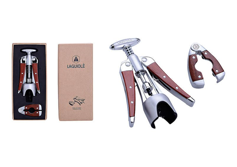 CORKSCREW LAGUIOLE STEEL 2PCS