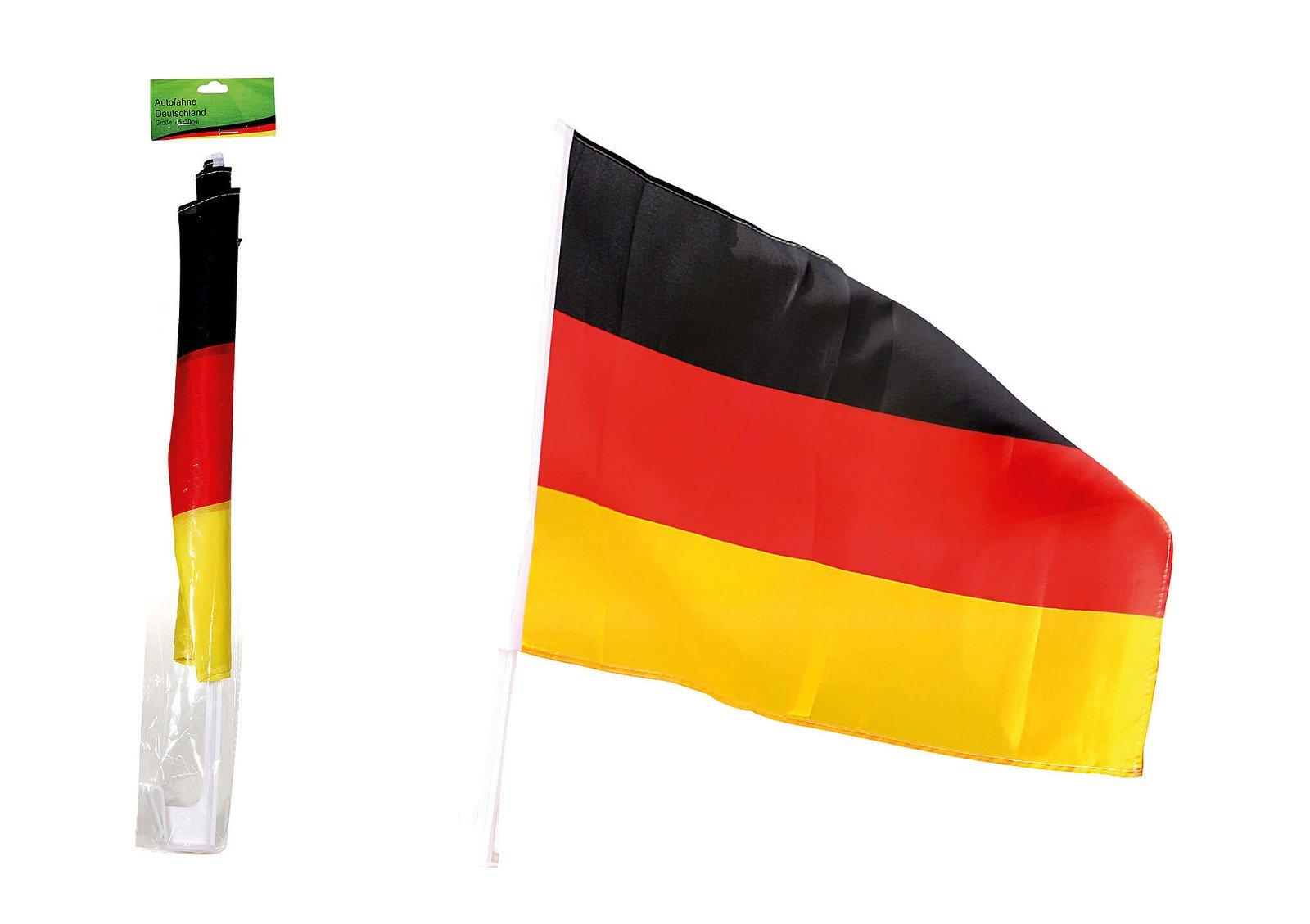 FLAG F.CAR-DEUTSCHLAND-45X30CM